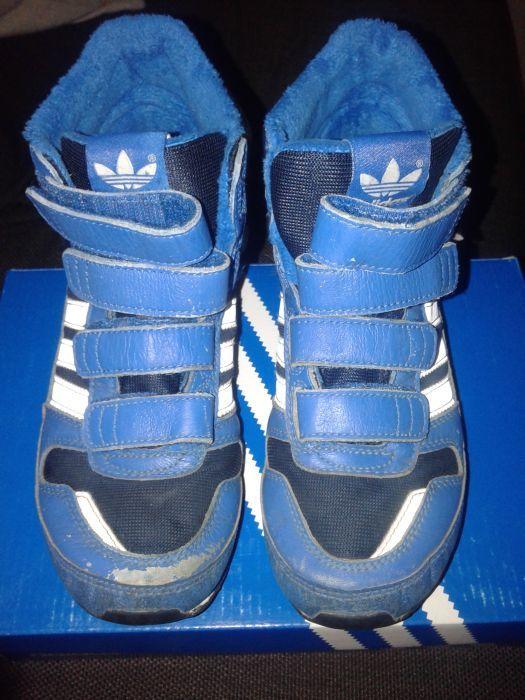 Детски зимни маратонки Adidas