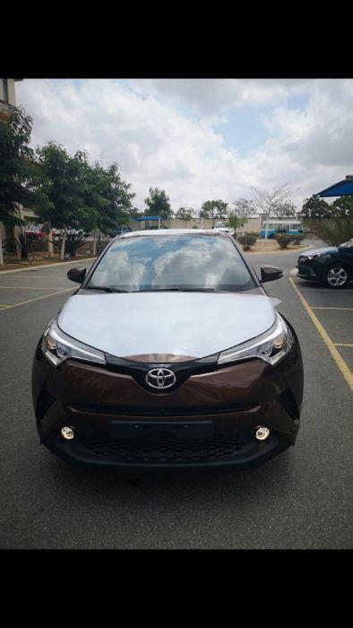 Toyota CHR new generation model 00 km