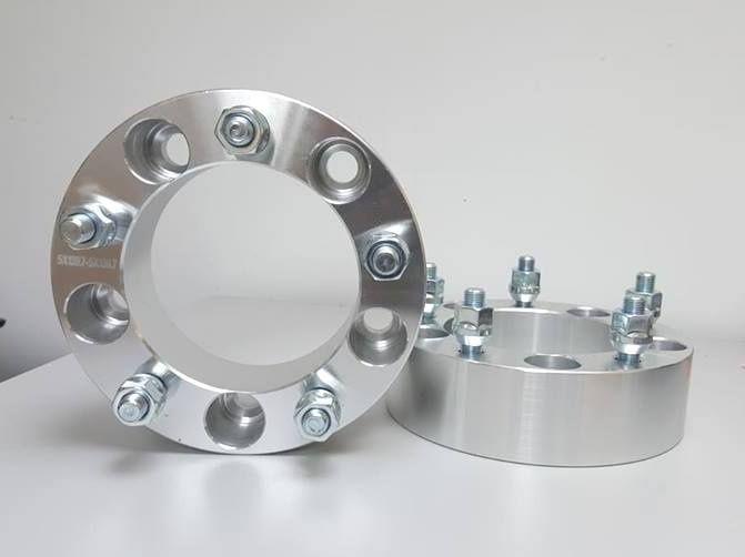 Flanse distantiere 5 x 139.7, 30/50 mm, CB 110, 12x1,25 Suzuki, Kia