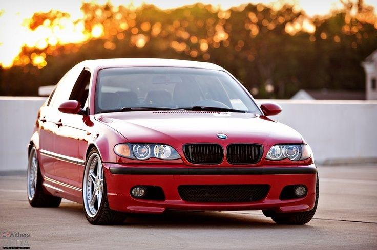Предна M ТЕХ броня за BMW E46