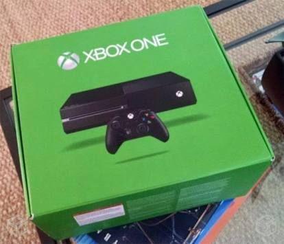 Xbox one novo à venda