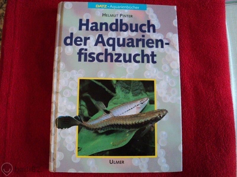 Наръчник за развъждане на аквариумни риби