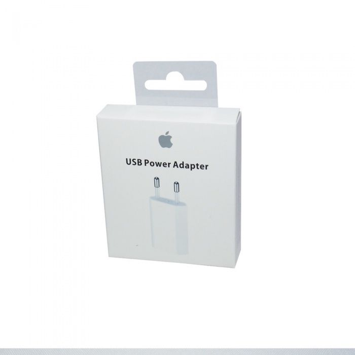 Adaptor USB iPhone 1A, 5W, incarcator priza original sigilat