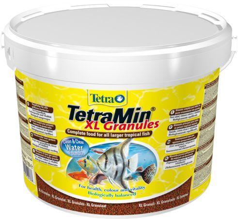 """Корм для рыб TetraMin Granules 10л в """"Живом Уголке"""" в Таугуле"""