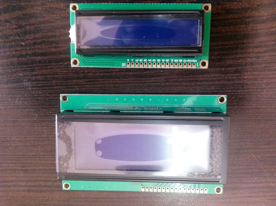Lcd 16x02 novos