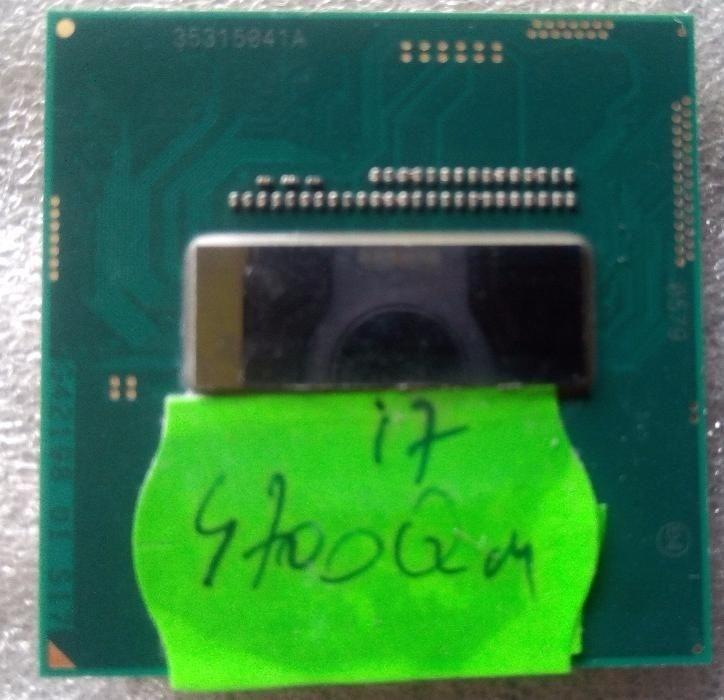 Procesor laptop 4700QM-Quad Core