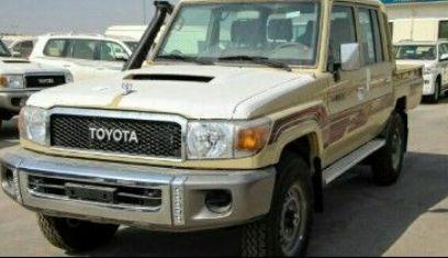 Toyota land cruser nova em promoção
