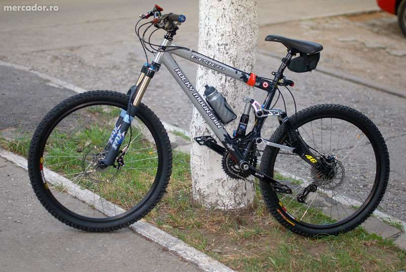 Bicicleta Rocky Mountain ETSX-70 ghidon - ACCEPT SCHIMBURI