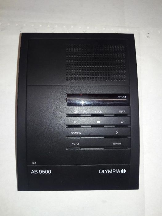 Robot telefonic electronic (fara caseta) marca Olympia model AB 9500
