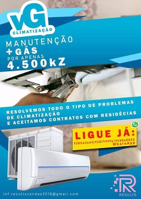 Manutenção de AC