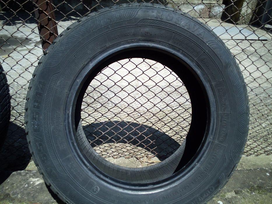 Продавам два броя гуми Rosava