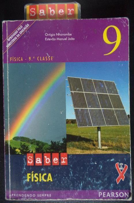 Livro de Física da 9ª Classe