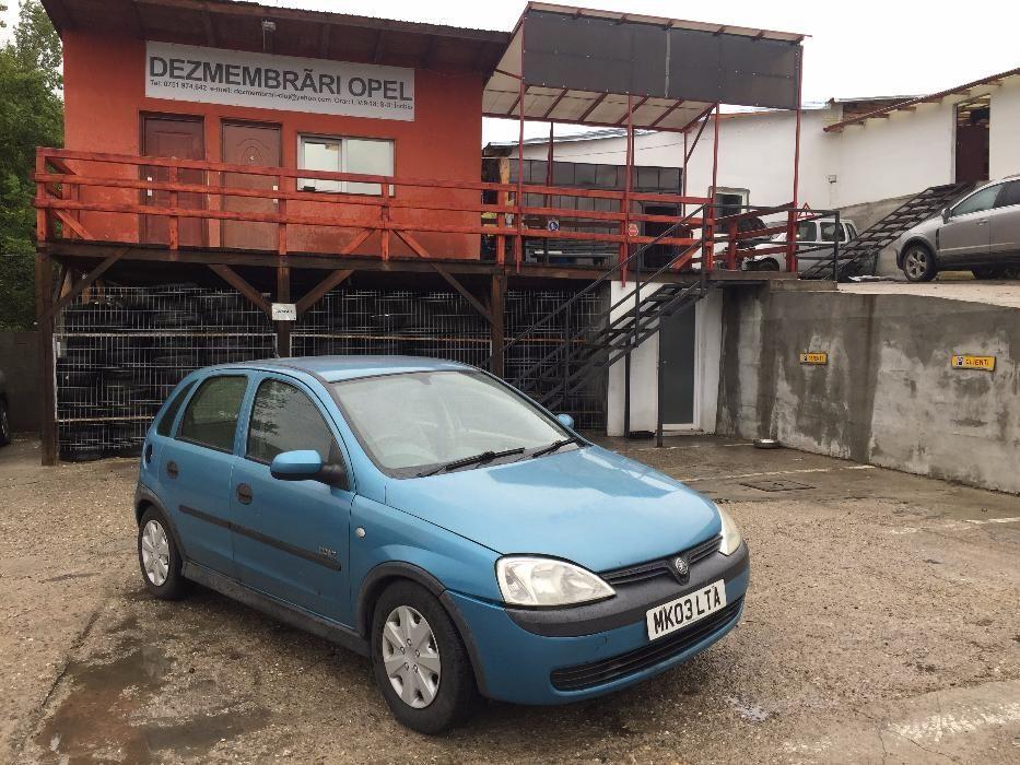 Cutie viteze manuala benzina, Opel Corsa C, 1.0, 1.2, 1.4