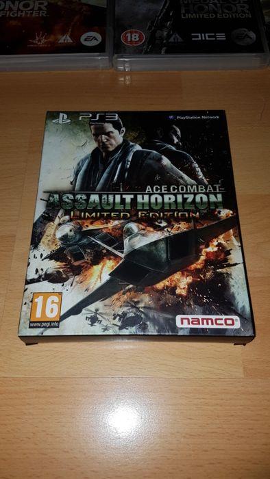 Assault Horizon Ace Combat Limited Edition Ps3