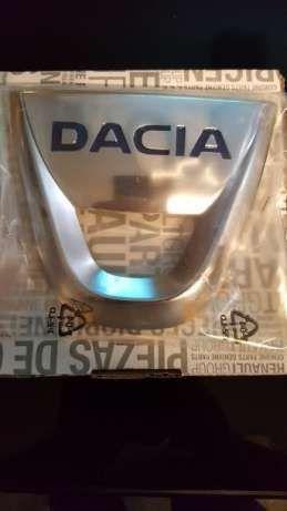 Emblema /Sigla Dacia LOGAN , Dacia SANDERO NOU si ORIGINAL!!