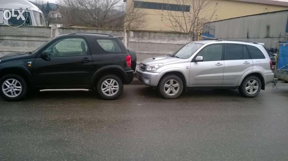 Dezmembrez Toyota Rav 4 D4D si VVTI