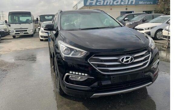 Está à venda Hyundai Santa fe