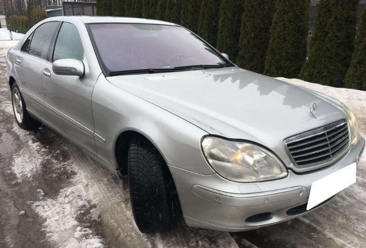 Dezmembrari Mercedes Benz S 400 CDI W220 (2000-2006) | CTdez