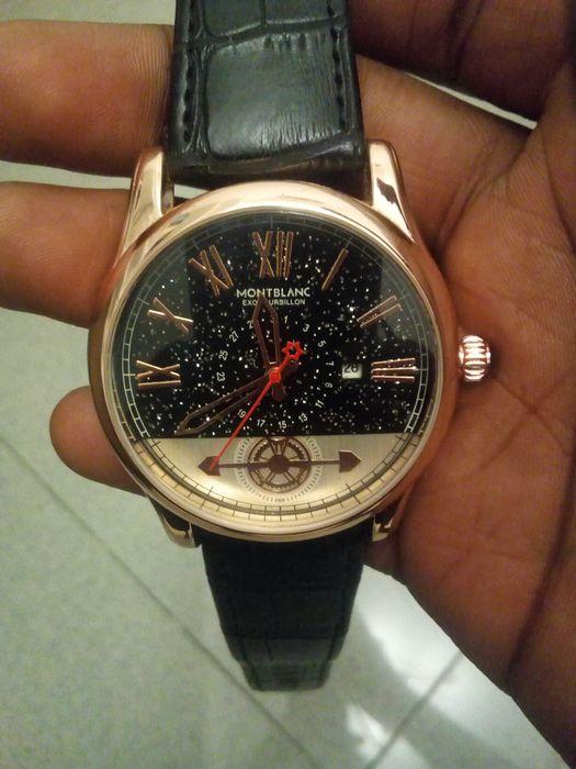 Relógio da Montblanc