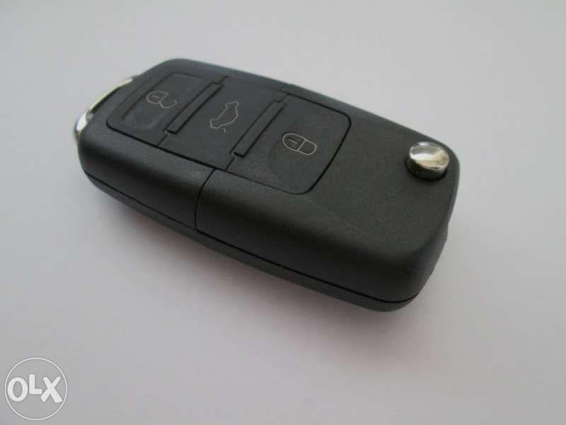 Ключ 3 бутона комплект (VW, Skoda, SEAT) серия 1K0/959/753/N!