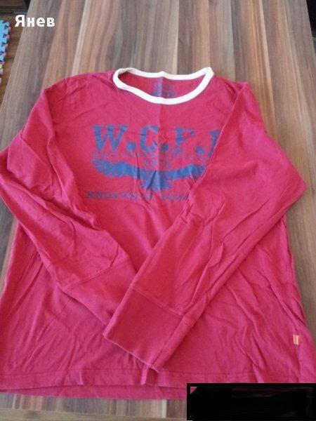 Нова блуза с дълъг ръкав