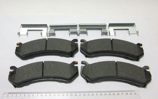 Передние колодки ford f150