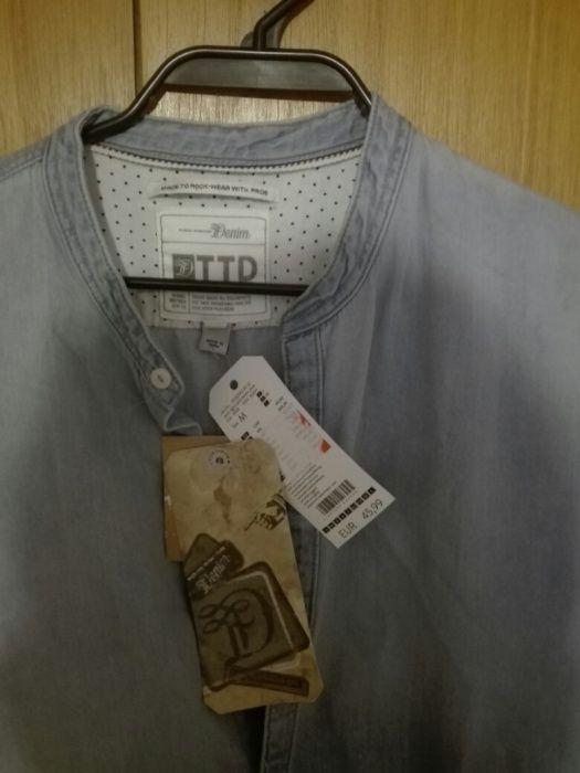 ПРОМОЦИЯ !!! Тениски и дънкова риза Tom Tailor