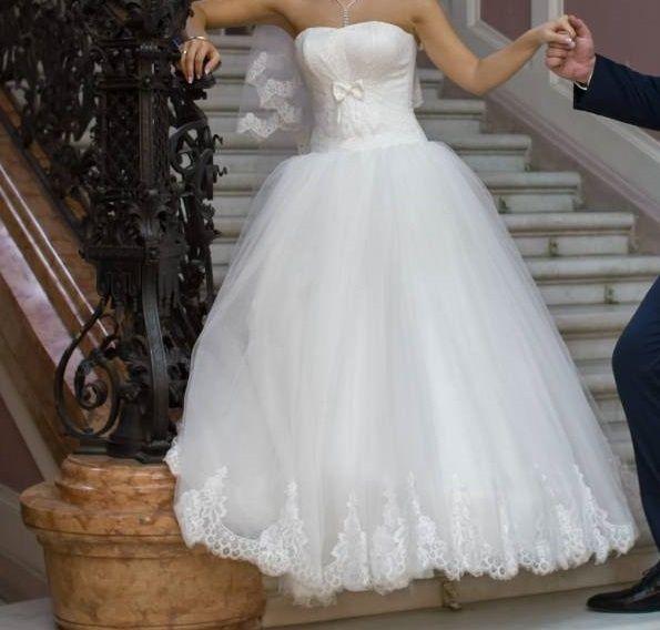 Уникална Сватбена рокля