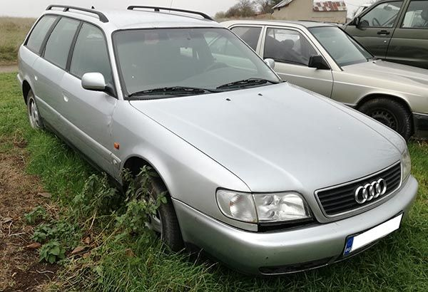 Audi A6 C4, 1.8, 20V ADR