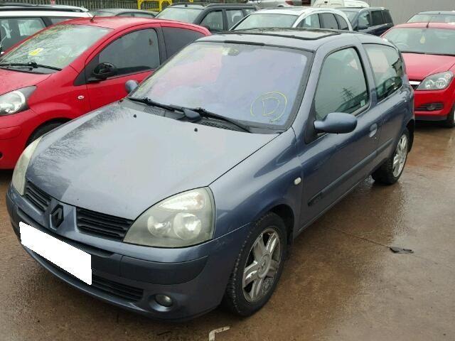 Dezmembrez Renault Clio 2, fabr. 2005, 1.5dCi, Euro 3