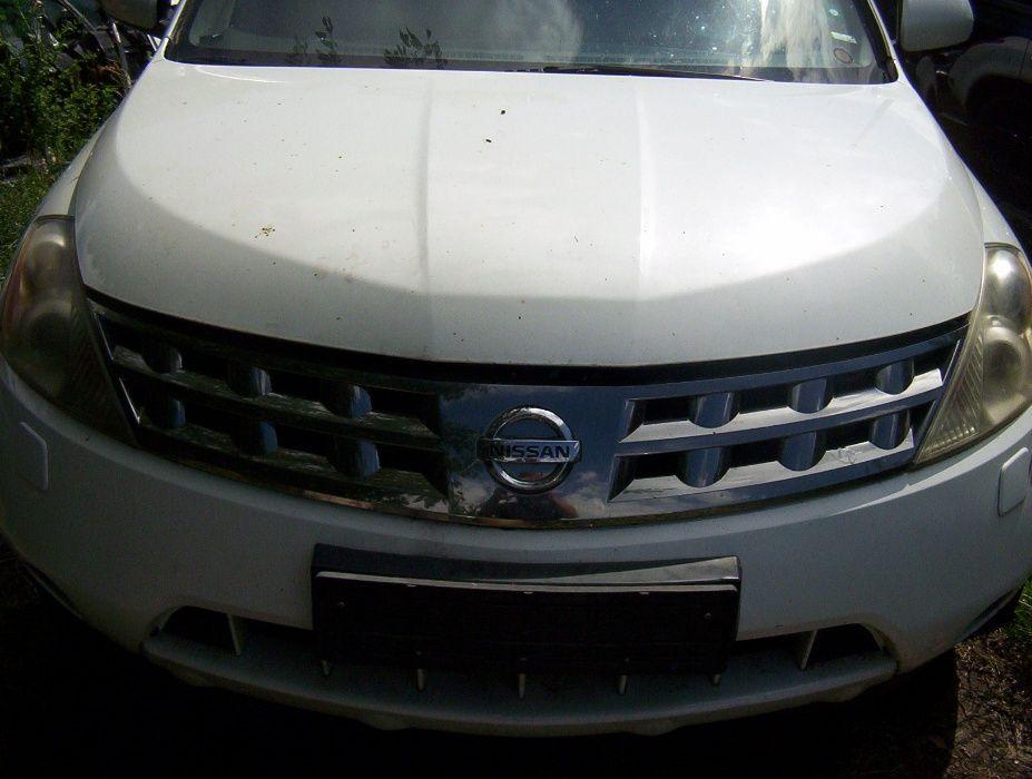 Продавам Nissan Murаno Z50 3.5 бензин на части.