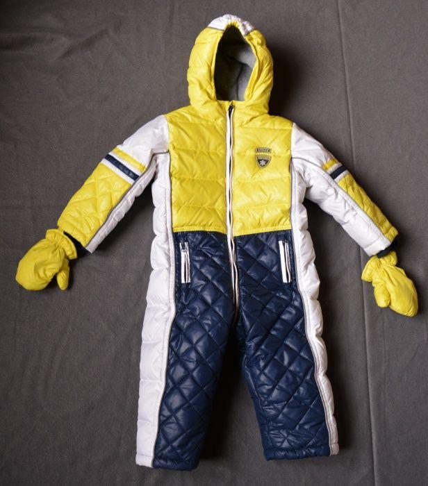 Costum iarna jacheta pantaloni copii Chicco, 80/1,5-2 ani, ca nou!
