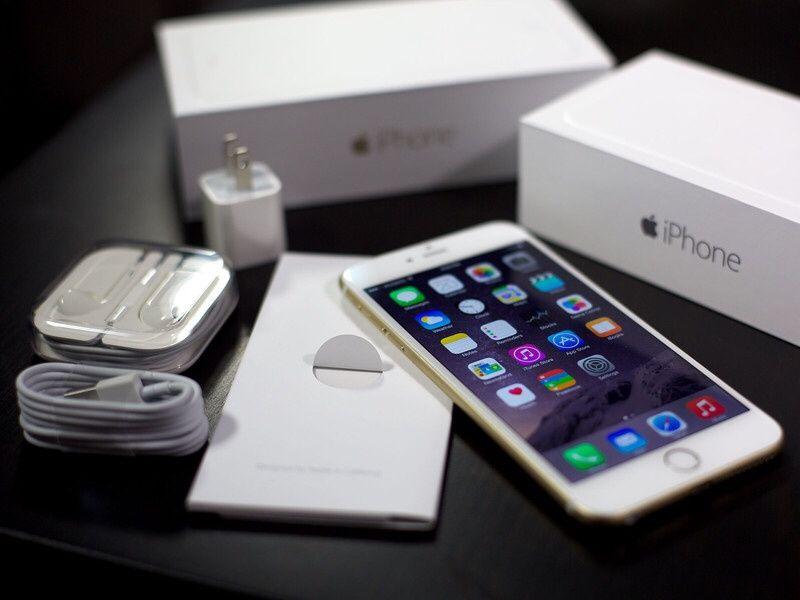 iPhone 6 Plus 16Gb novo selado.