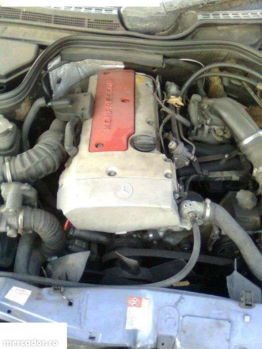 Dezmembrez Mercedes Benz Clk 200i Kompresor Cutie Automata