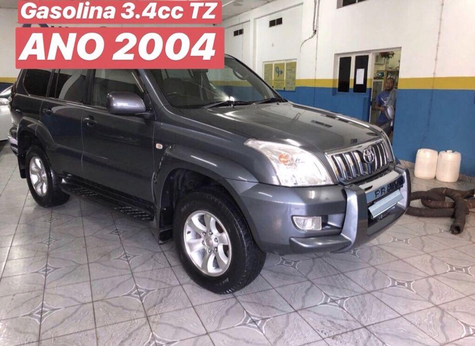 Prado 3.4cc Gasolina TZ