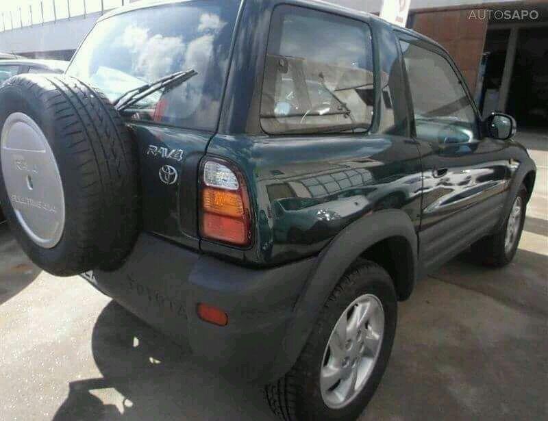 Toyota Rav4 Desportivo Ingombota - imagem 2