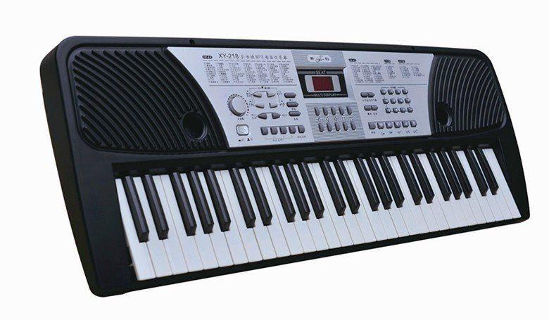 Orga electronica muzicala cu USB 54 de clape mare