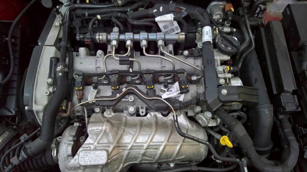 Clapeta acceleratie Opel astra j, insignia, zafira, a20dth a17dtj