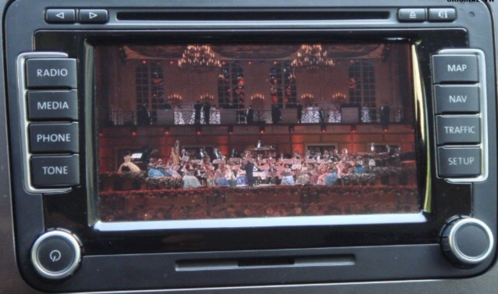 activare video in mers vim dvd filme in mers rns 510 vw audi seat skod