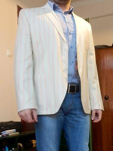 Промоция! Атрактивно ново мъжко сако