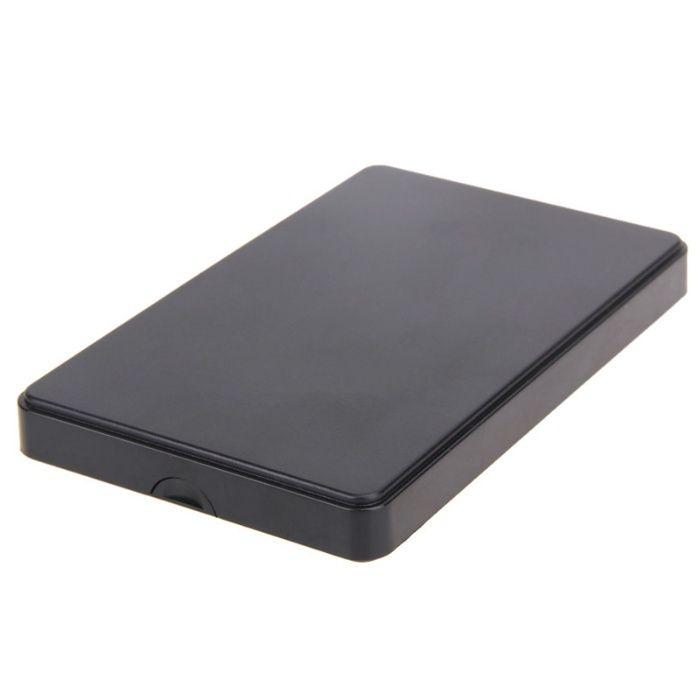 Корпус для жестких дисков 2.5, USB 2.0 поддержка до 2 ТБ HDD