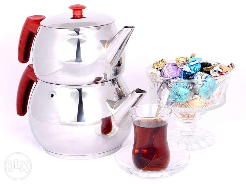 Чайник за турски чай!!! Безплатна доставка до офис на еконт!!!