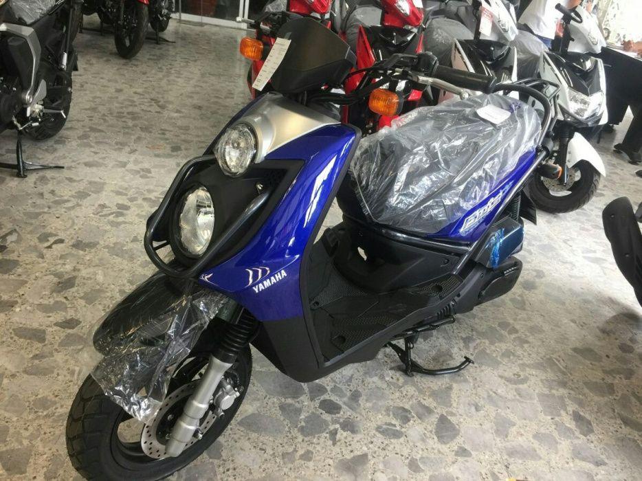 Mota Yamaha Bws
