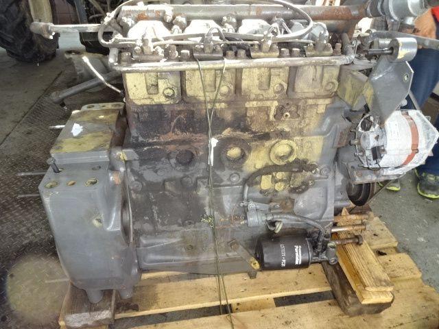 Motor tractor Fendt