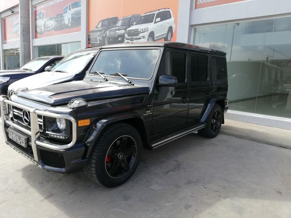 Mercedes-Benz G55amg 21.000.000kz