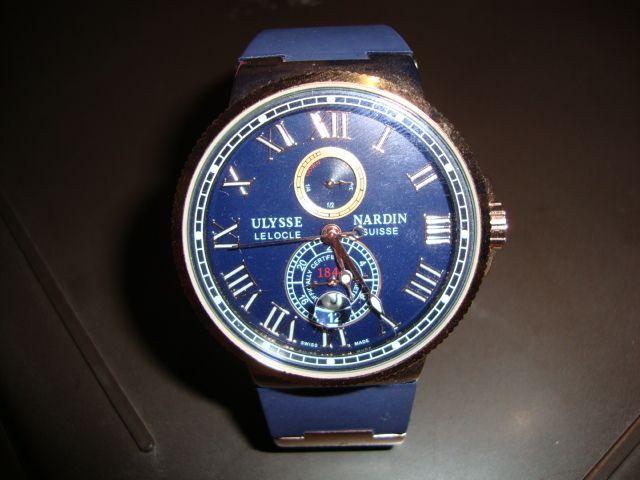 Часовник Улис Нардин