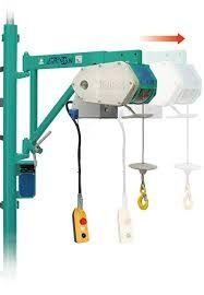 Scripete electric/palan/macara electrică/Electropalan IMER ETR 200 N
