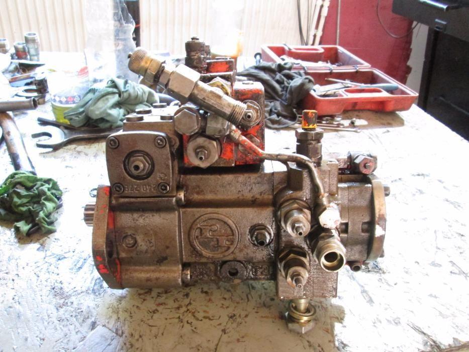 Pompa Hydromatik A4V40DA1