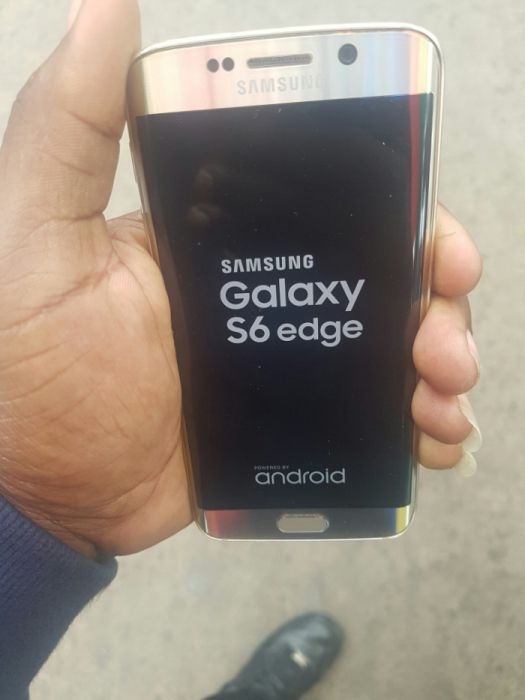 Galaxy s6 edge ha bom preço faço entrega