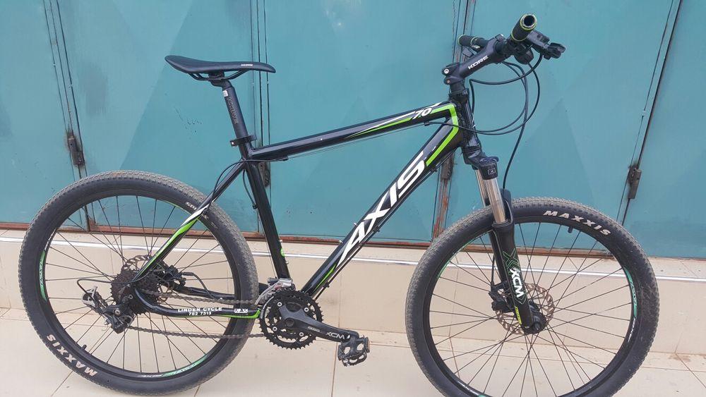 Bicicleta Axis